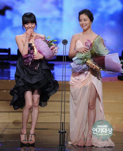 2008 SBS演技大賞