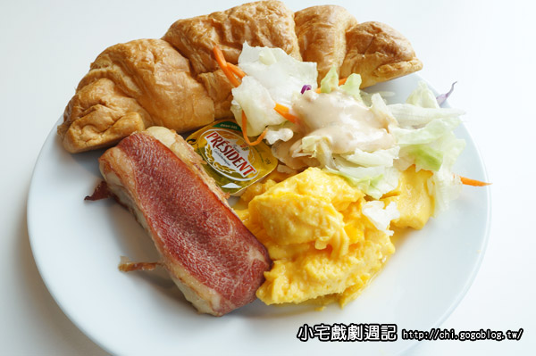 IKEA早餐
