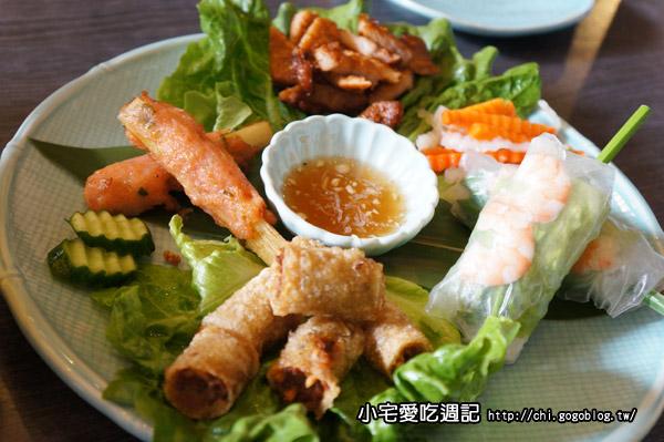 很越南宮廷料理