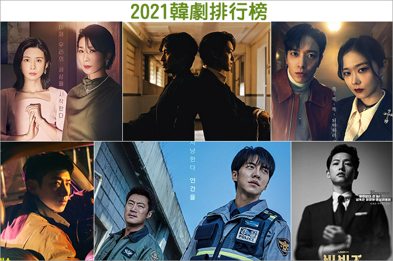 2021韓劇排行